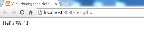 Đặc trưng của PHP