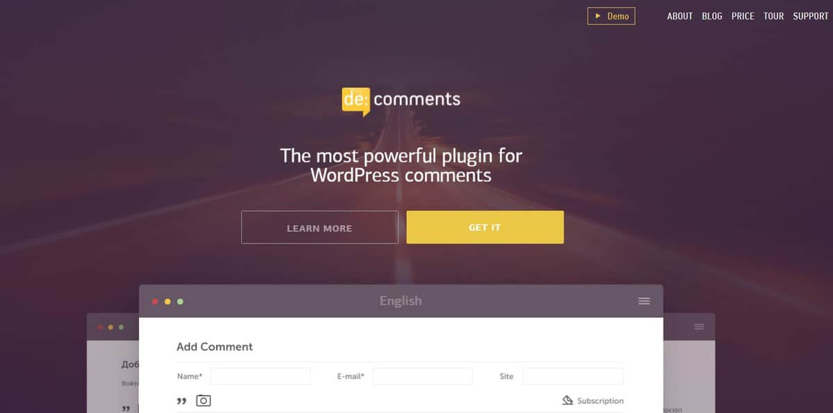 decomment là plugin comment WordPress tốt