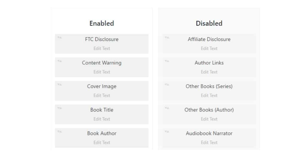Ultimate Book Blogger WordPress Review plugin