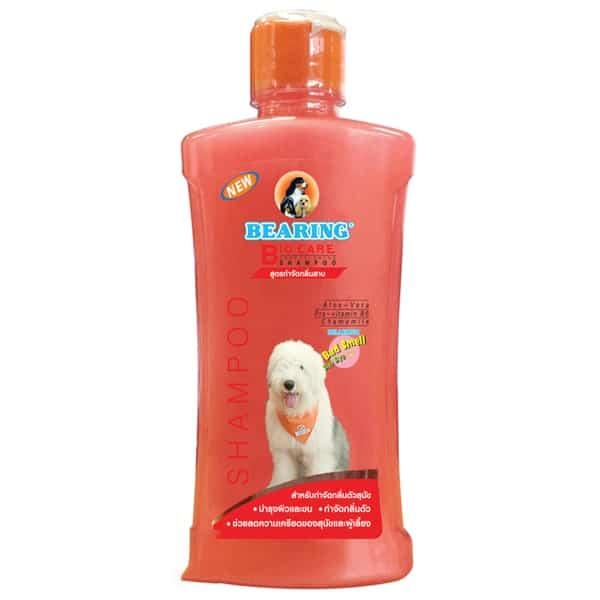 Sữa tắm Bearing Shampoo có giá: 50.000VND (150ml) và 90.000 VND (300ml)