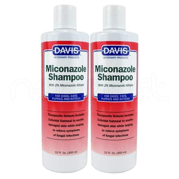 Sữa tắm trị viêm da Davis Chlor Miconazole Shampoo có giá: 410.000 VND