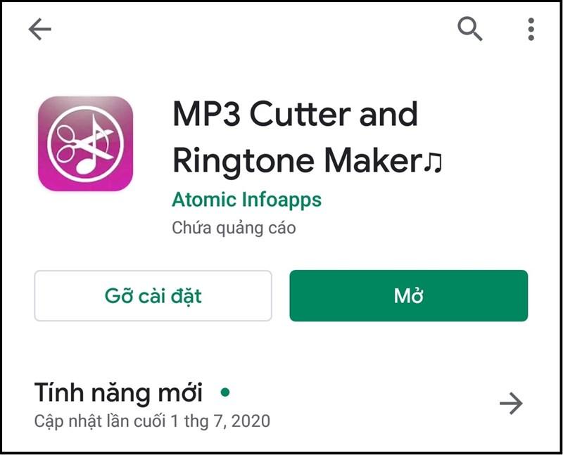 Tải MP3 cutter