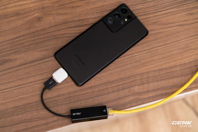 Chơi game bằng Wifi trên smartphone hay bị giật lag? Thử ngay nối dây mạng như các tuyển thủ chuyên nghiệp - Ảnh 6.