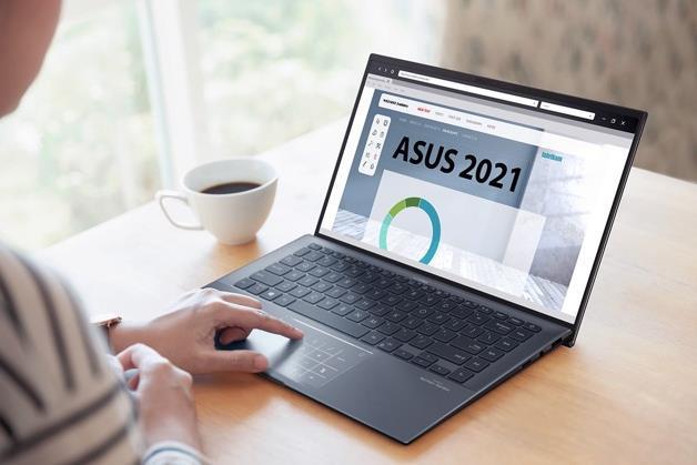 ASUS ZenBook 14 UX435: Nâng cao khả năng đa nhiệm với màn hình phụ giống smartphone cùng diện mạo gọn nhẹ - Ảnh 4.