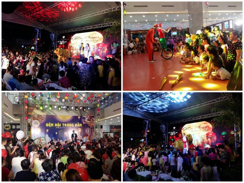 Công ty sự kiện Á Châu tổ chức sự kiện trọn gói