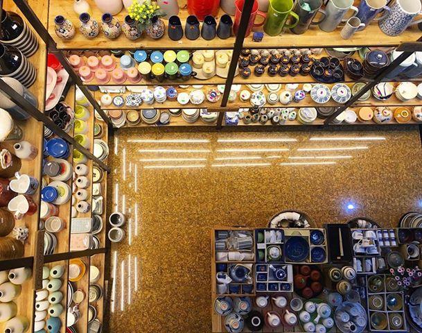 Tiệm gốm Hiên Nhà